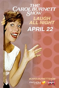 Poster for The Carol Burnett Show: Laugh All Night