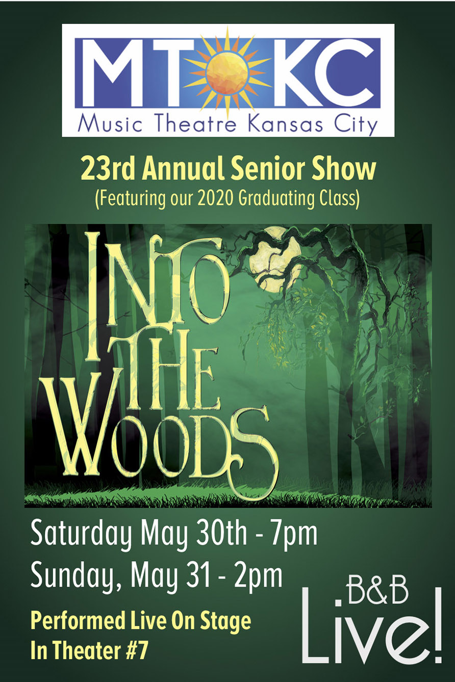 MTKC- Into the Woods Poster