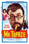 """Mr. Topaze: The """"lost"""" classic Poster"""
