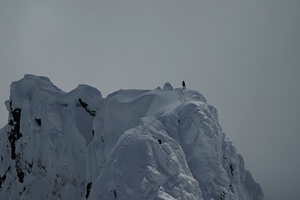 Still 1 from The Alpinist