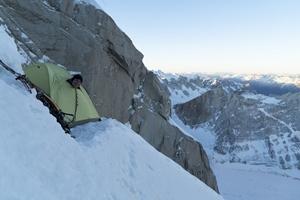 Still 2 from The Alpinist