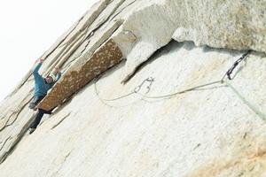Still 3 from The Alpinist