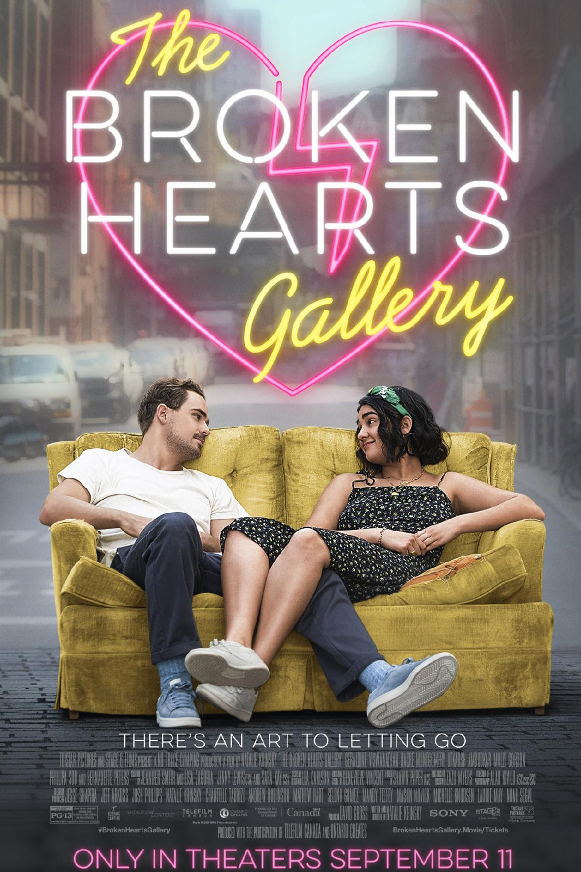 Poster for Broken Hearts Gallery, The