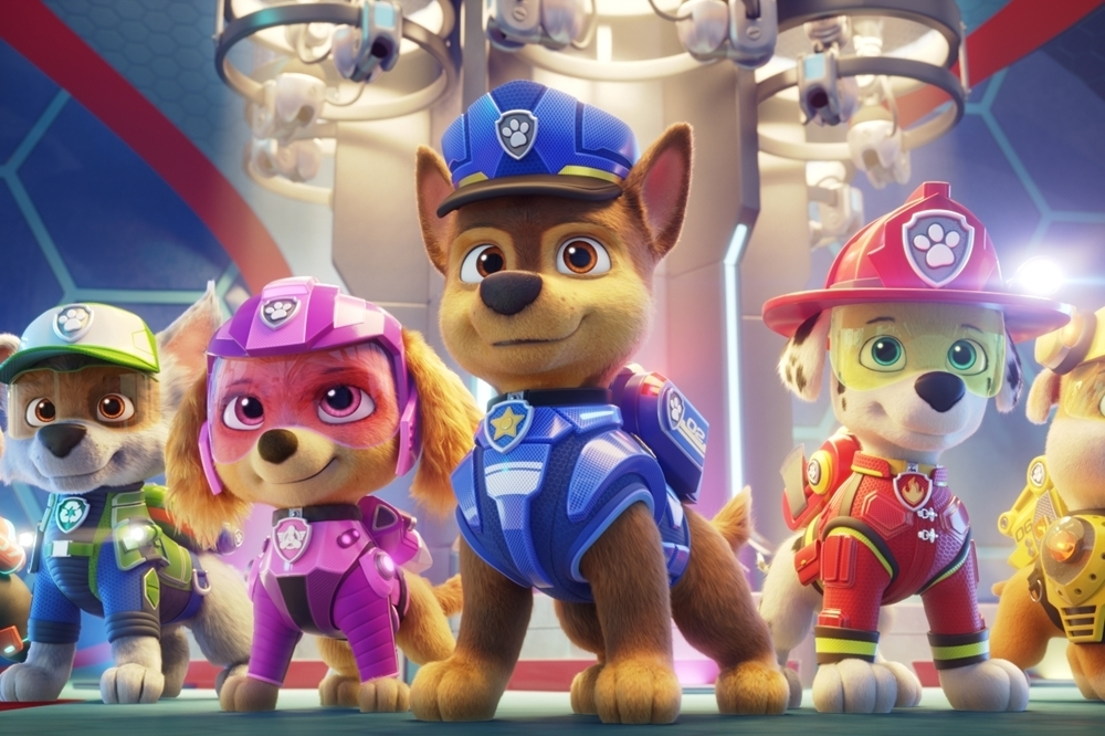 Background Still for Paw Patrol: The Movie