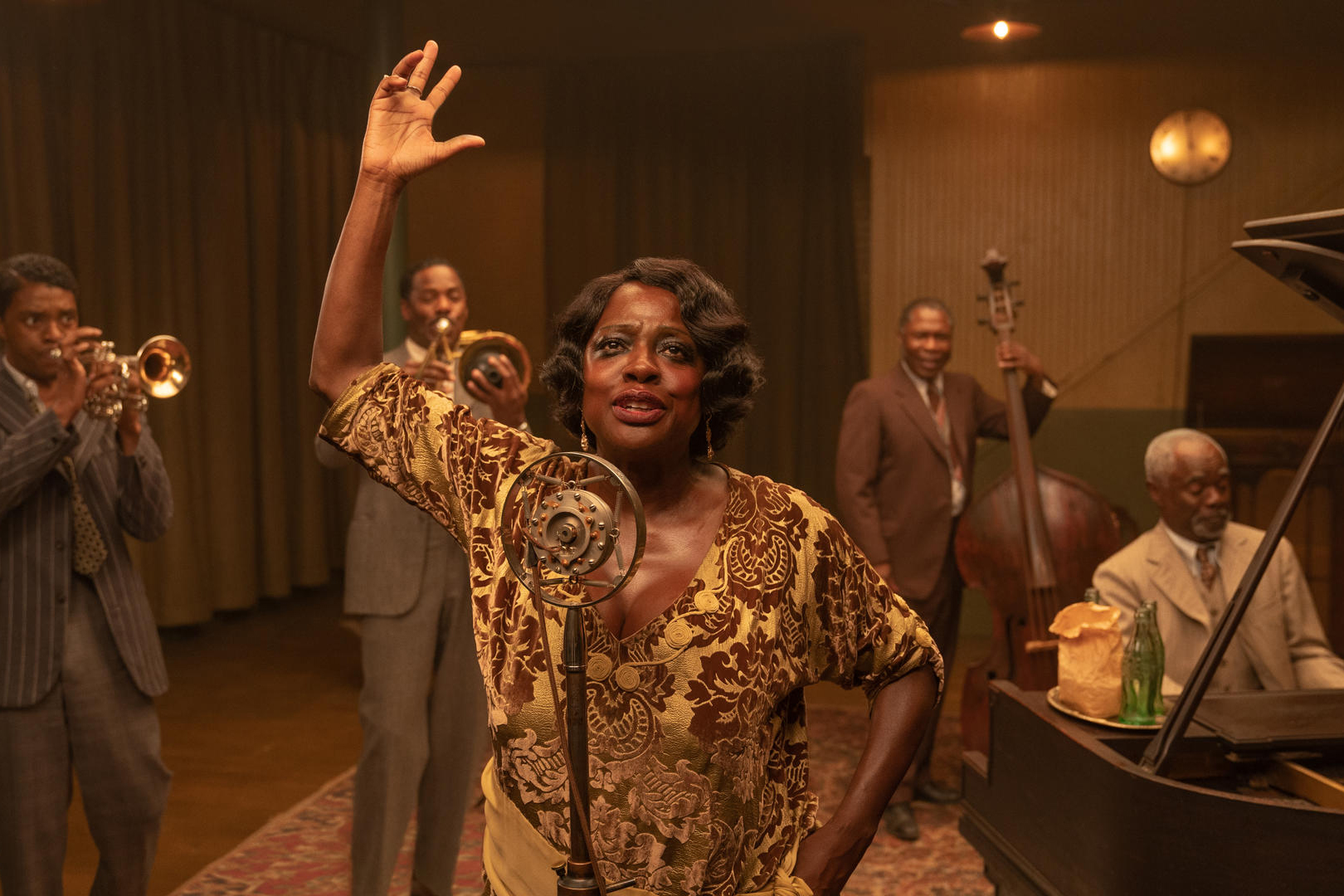 Hero Image for Ma Rainey's Black Bottom