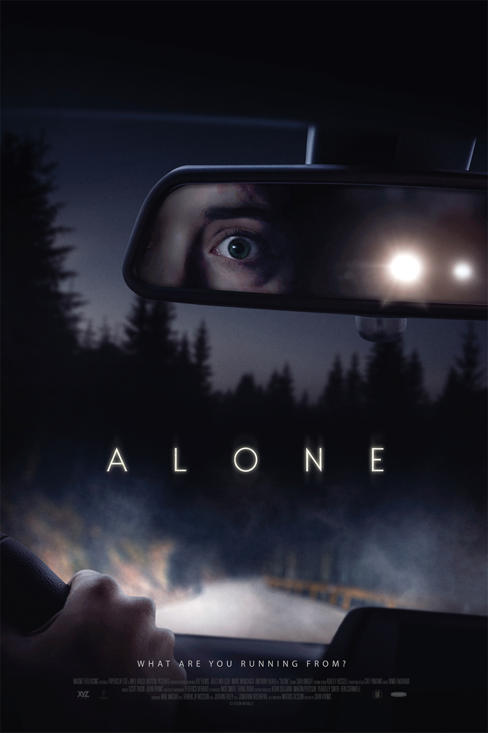 Alone (2020/II) Poster