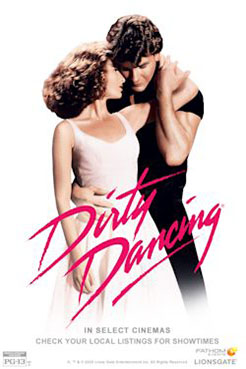 Still of Dirty Dancing (1987) (WELCOME BACK SERIES)