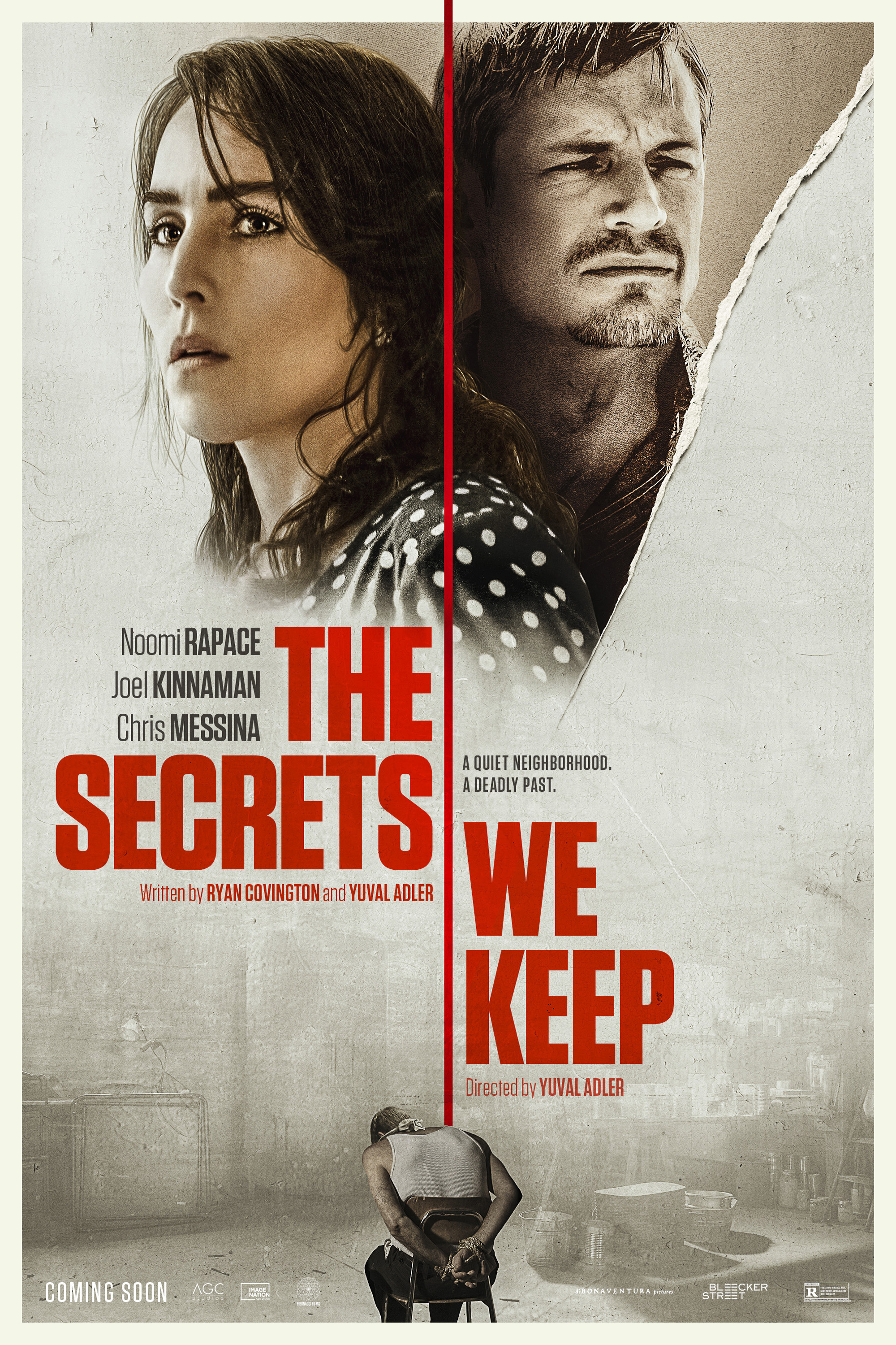 Secrets We Keep, The Poster