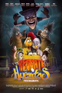 Poster of Un Rescate de Huevitos