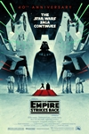 Star Wars: Episode V - The Empire Strikes Back 40th Anniversary Poster