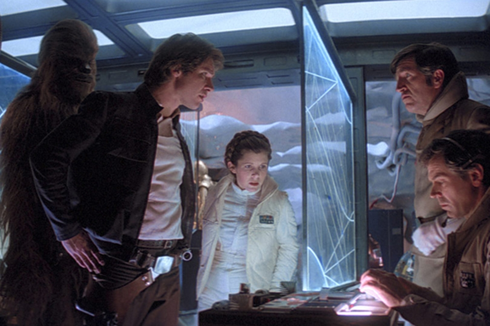 Photo 2 for Star Wars: Episode V - The Empire Strikes Back 40t