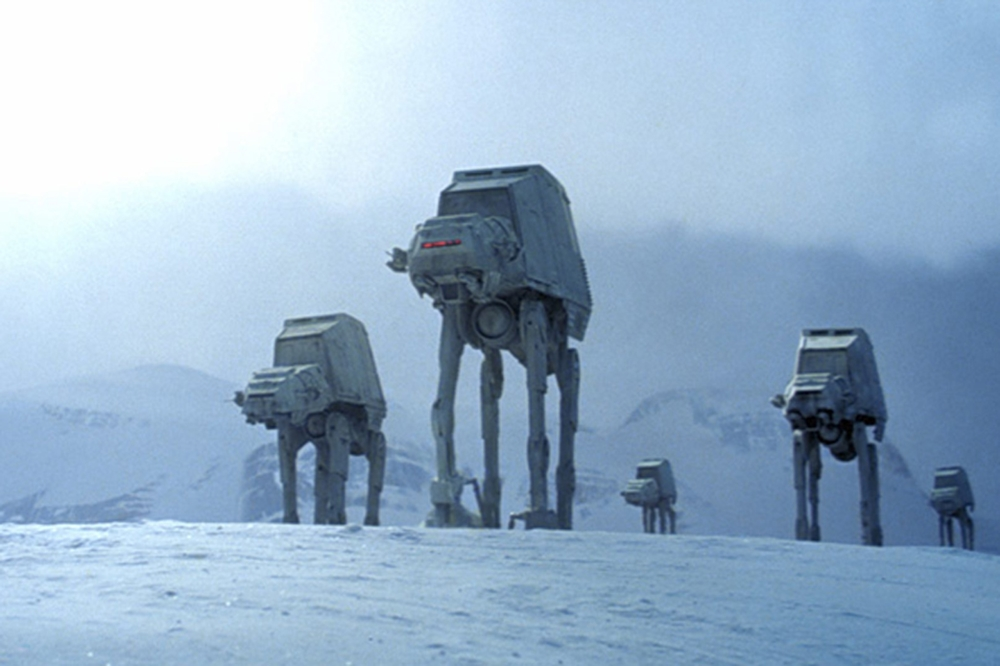 Photo 3 for Star Wars: Episode V - The Empire Strikes Back 40t