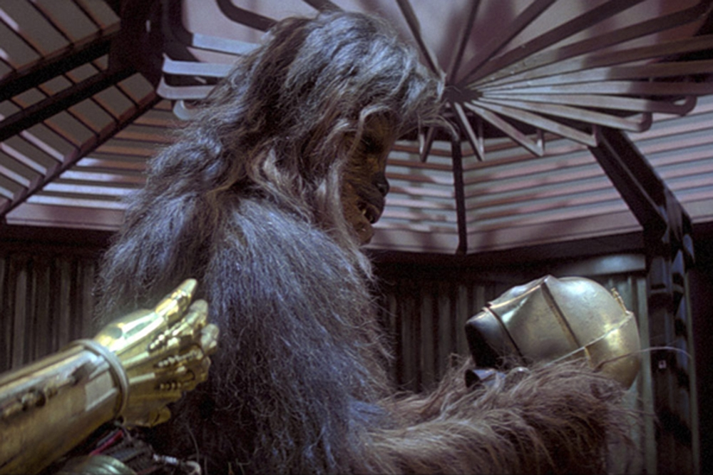 Photo 13 for Star Wars: Episode V - The Empire Strikes Back 40t