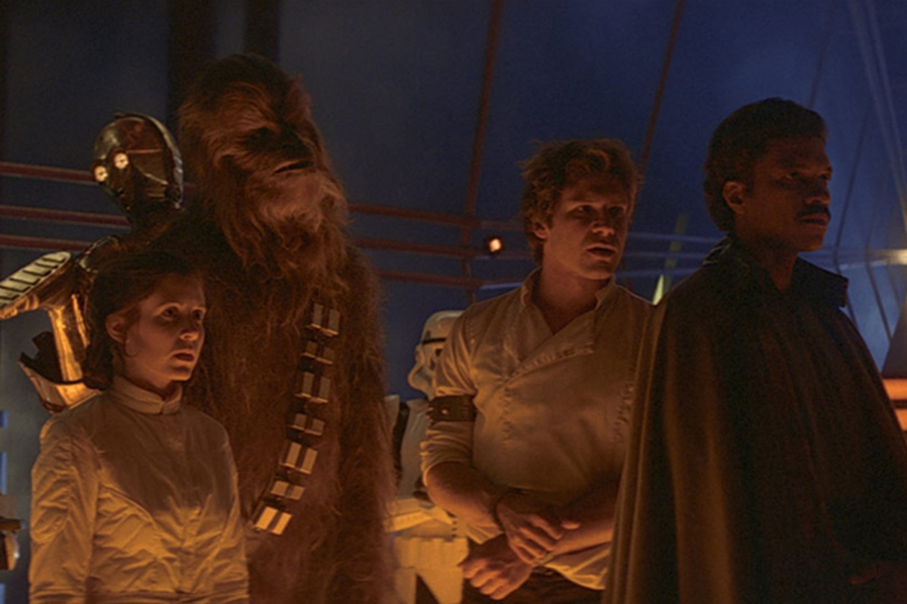 Photo 14 for Star Wars: Episode V - The Empire Strikes Back 40t