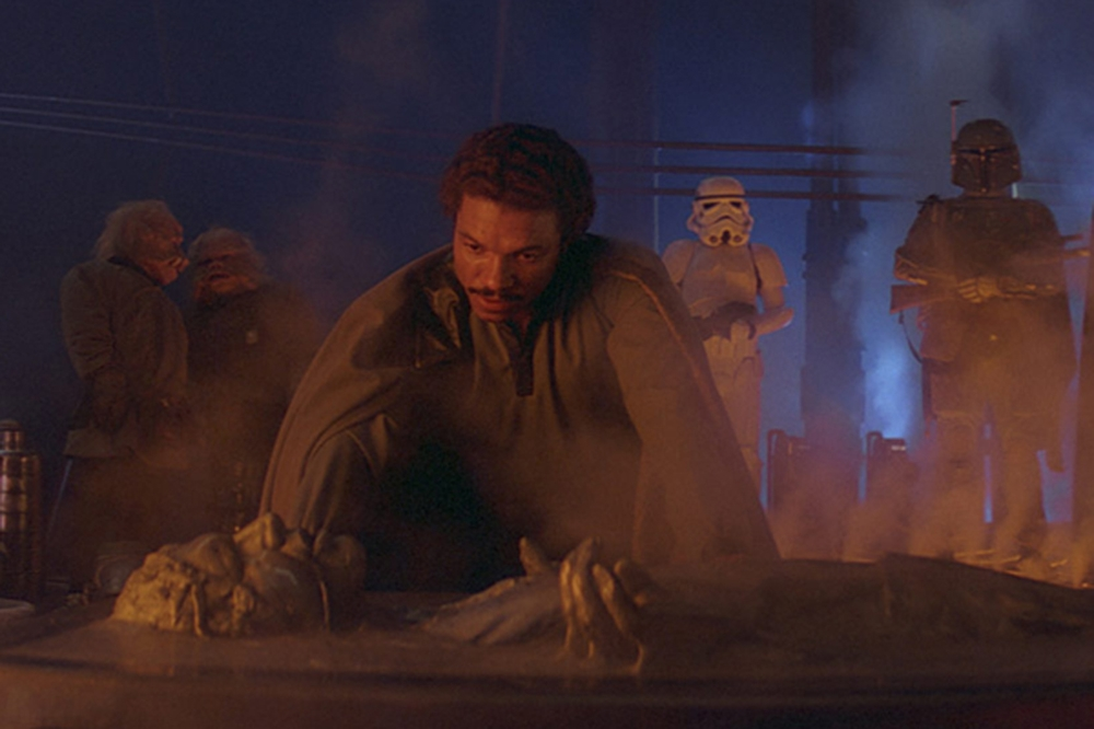 Photo 15 for Star Wars: Episode V - The Empire Strikes Back 40t