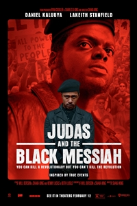 Poster ofJudas and the Black Messiah