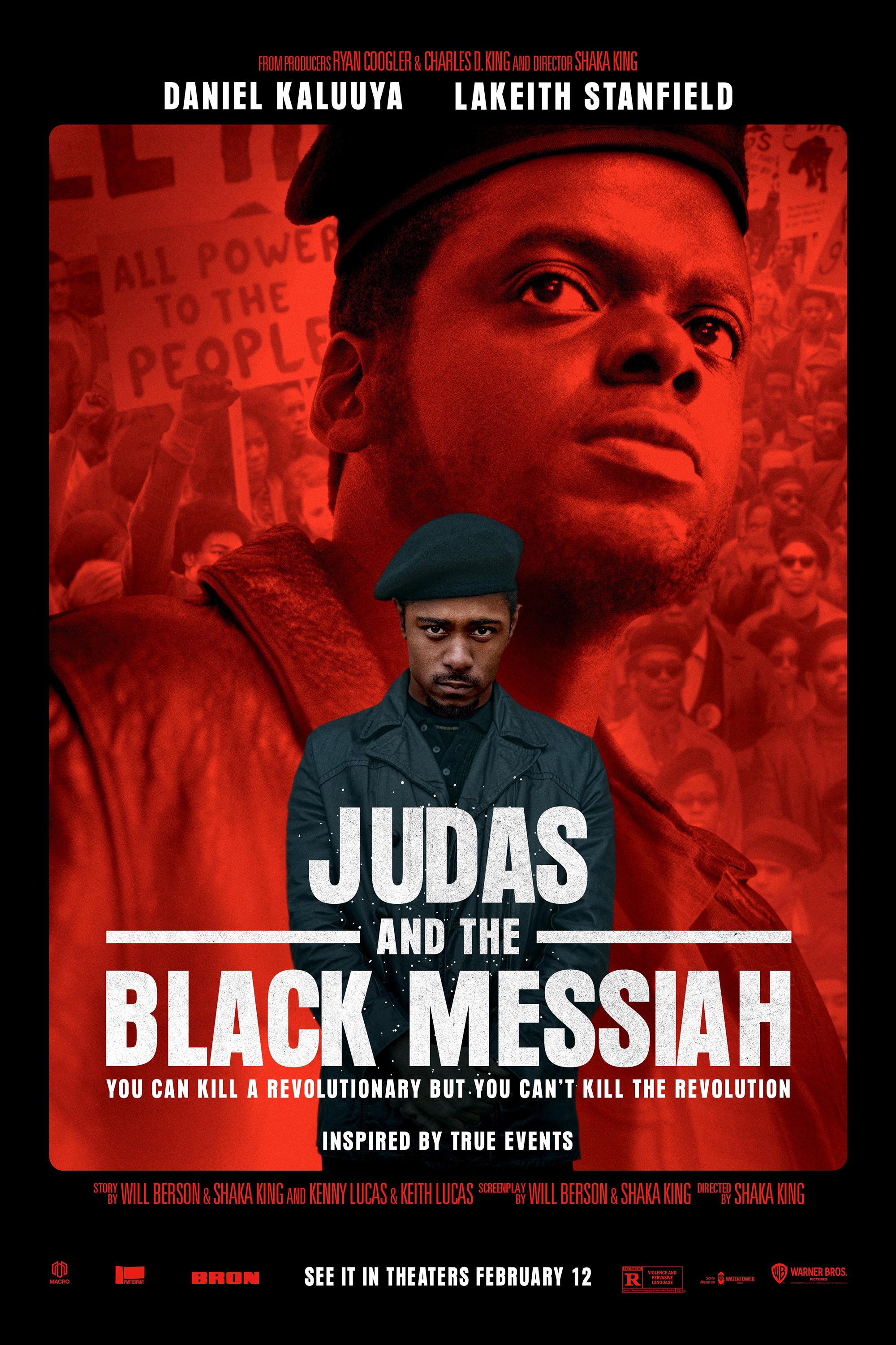 Still of Judas and the Black Messiah