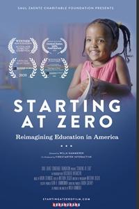 Starting at Zero Poster
