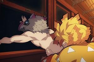 Still 2 for Demon Slayer  - Kimetsu no Yaiba - The Movie: Muge