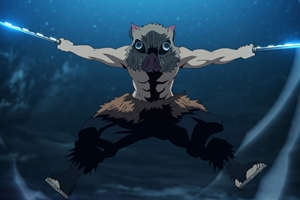 Still 3 for Demon Slayer  - Kimetsu no Yaiba - The Movie: Muge