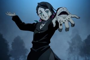 Still 5 for Demon Slayer  - Kimetsu no Yaiba - The Movie: Muge