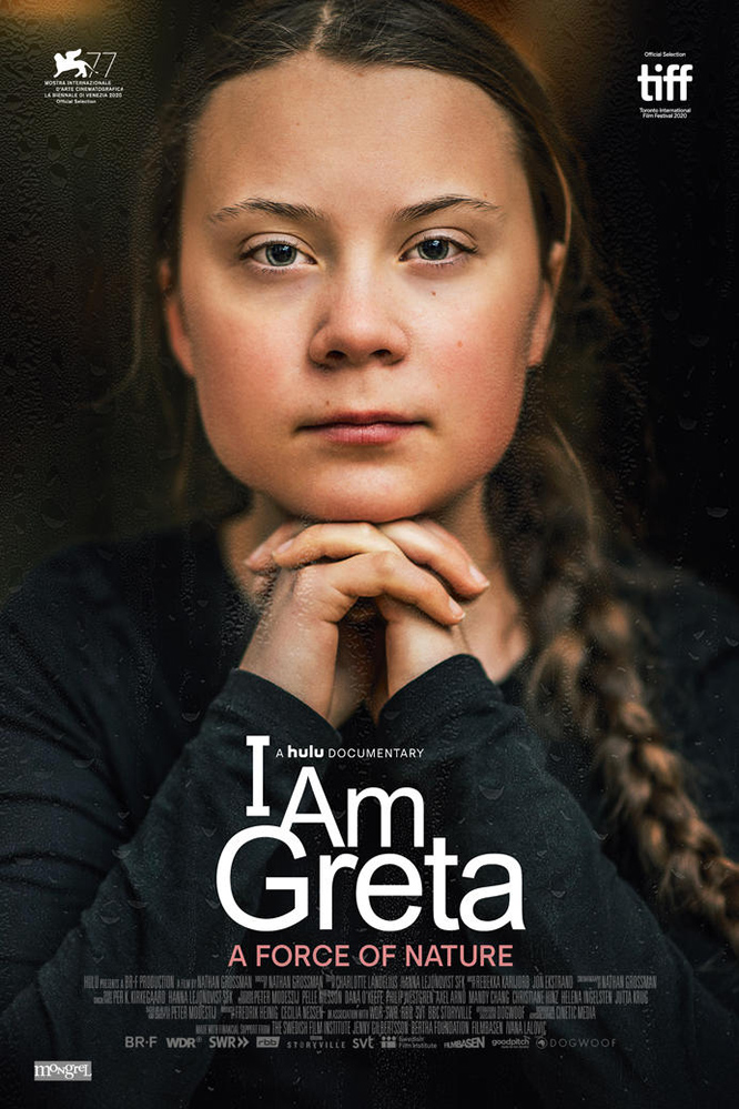 Poster of I Am Greta