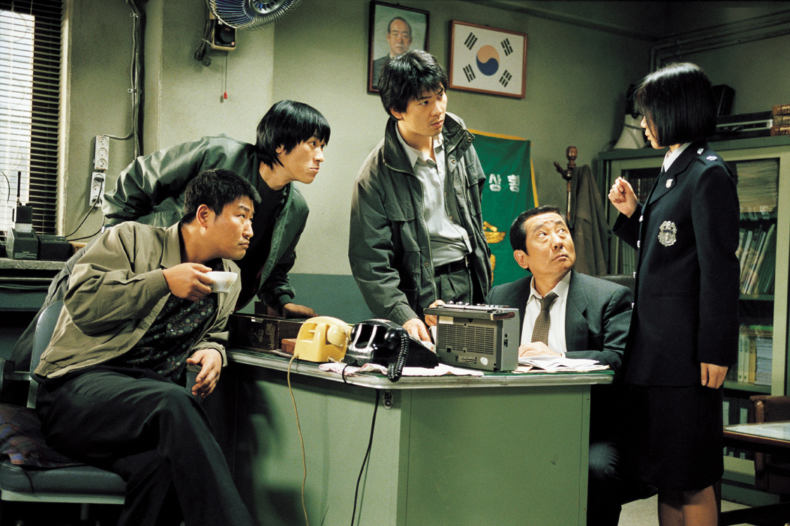 Photo 0 for Memories of Murder
