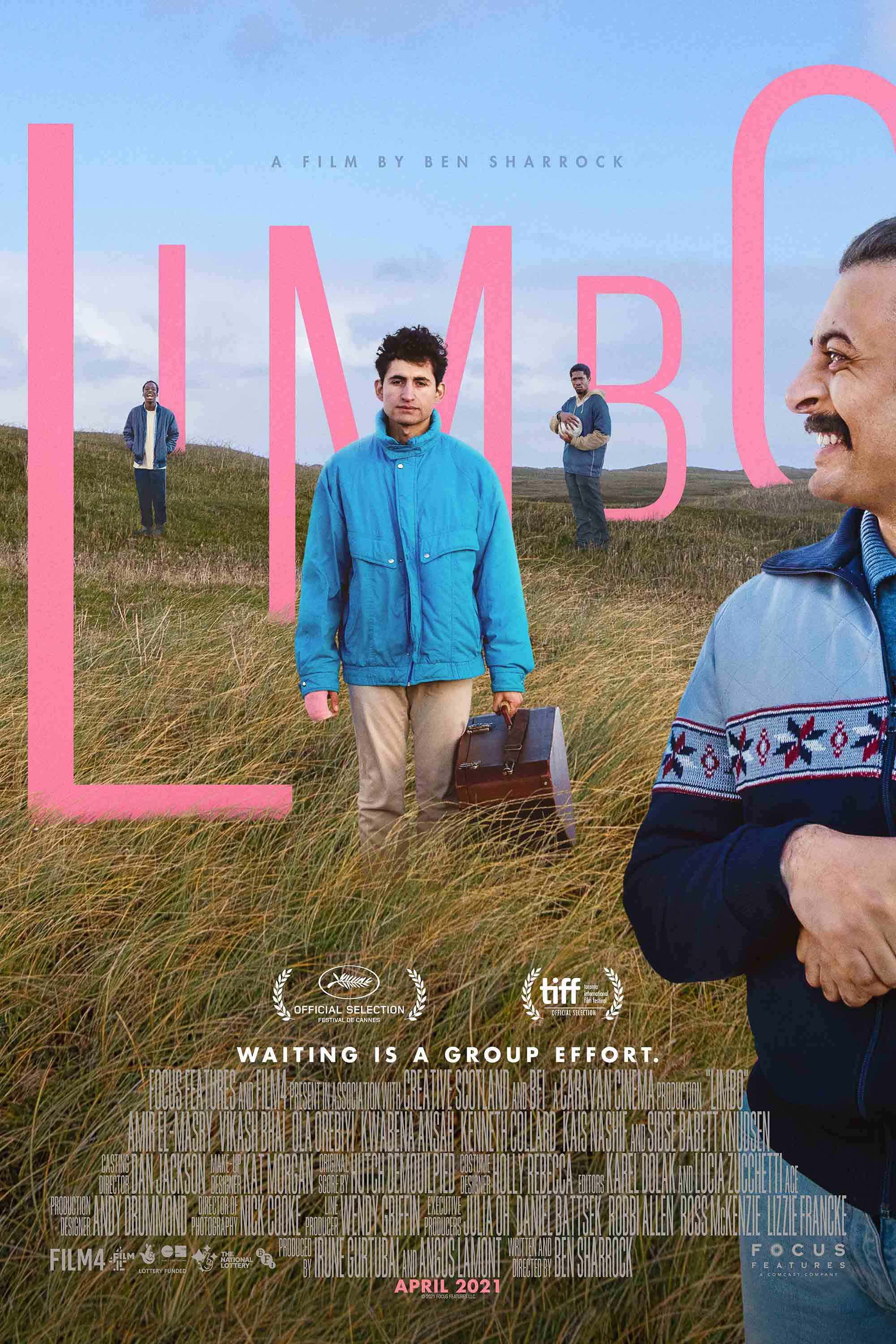 Poster for Limbo