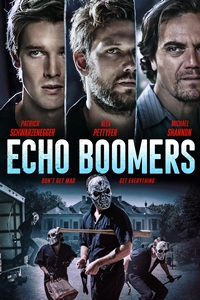 Poster for Echo Boomers