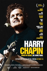 Harry Chapin: When in Doubt, Do Something Poster