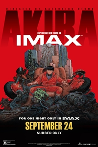 Poster of Akira: The IMAX 2D Experience (4K Rem...