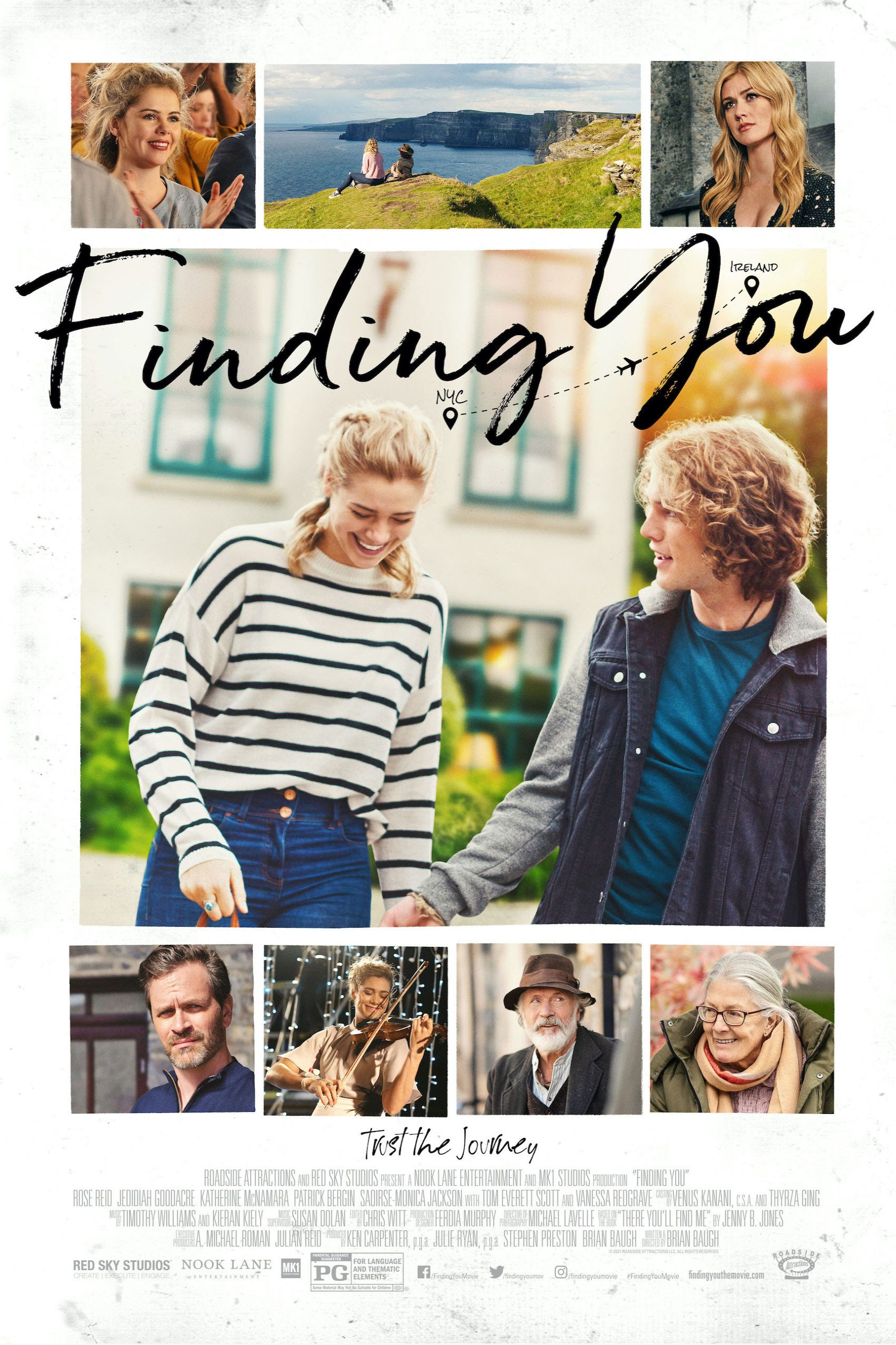 Poster for Finding You