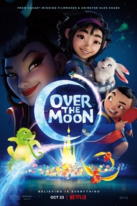 Poster for Over the Moon