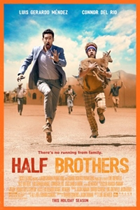 Poster ofHalf Brothers