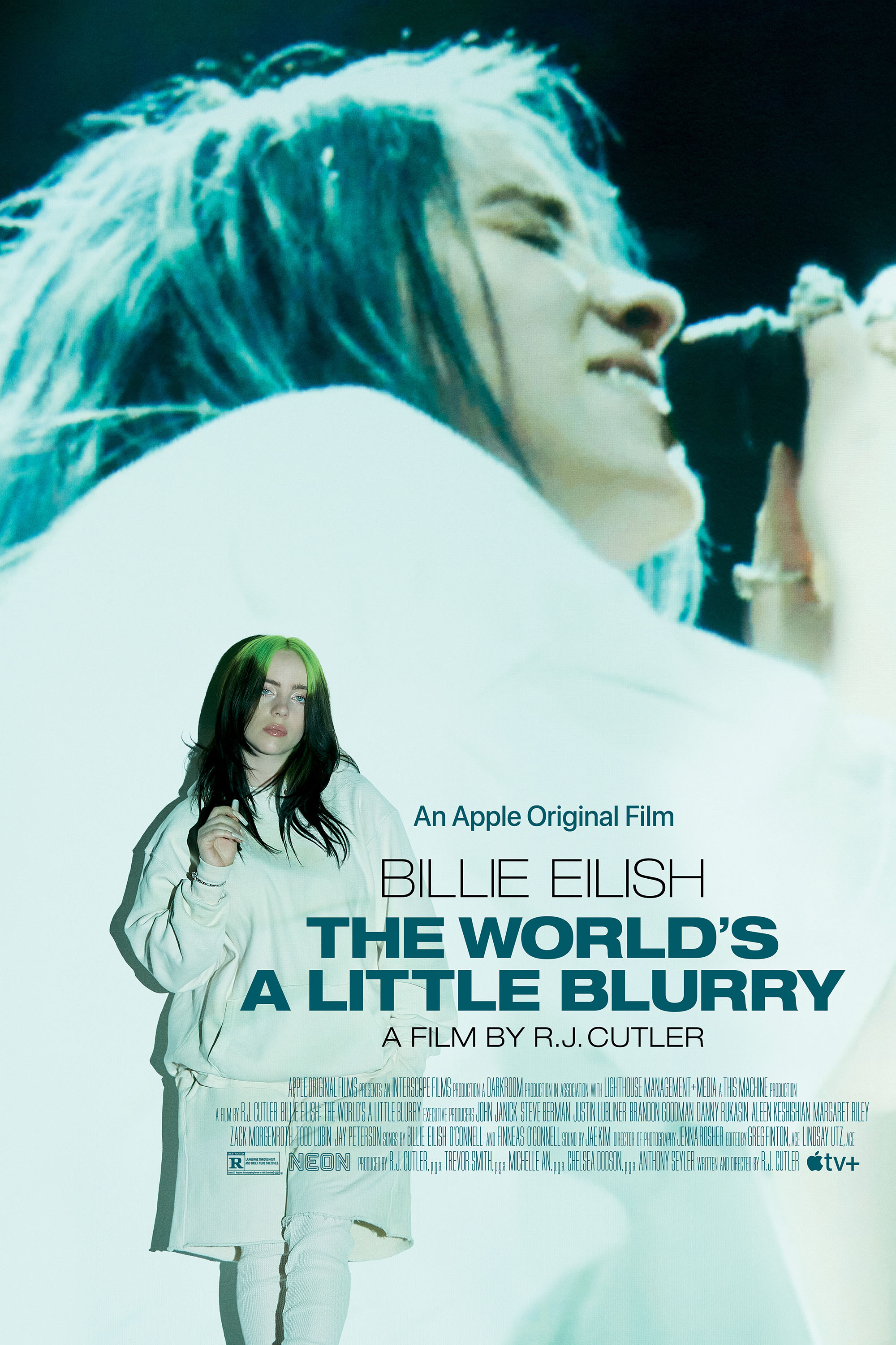 Still of Billie Eilish: The World's A Little Blurry