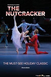 Poster of Bolshoi Ballet: The Nutcracker Encore 2020