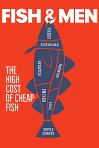 Fish & Men Poster
