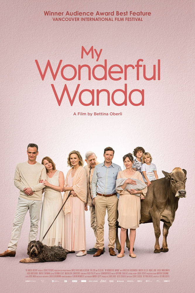 My Wonderful Wanda Poster