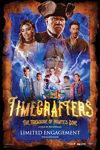 Poster of TIMECRAFTERS: The Treasure of Pirate's Cove