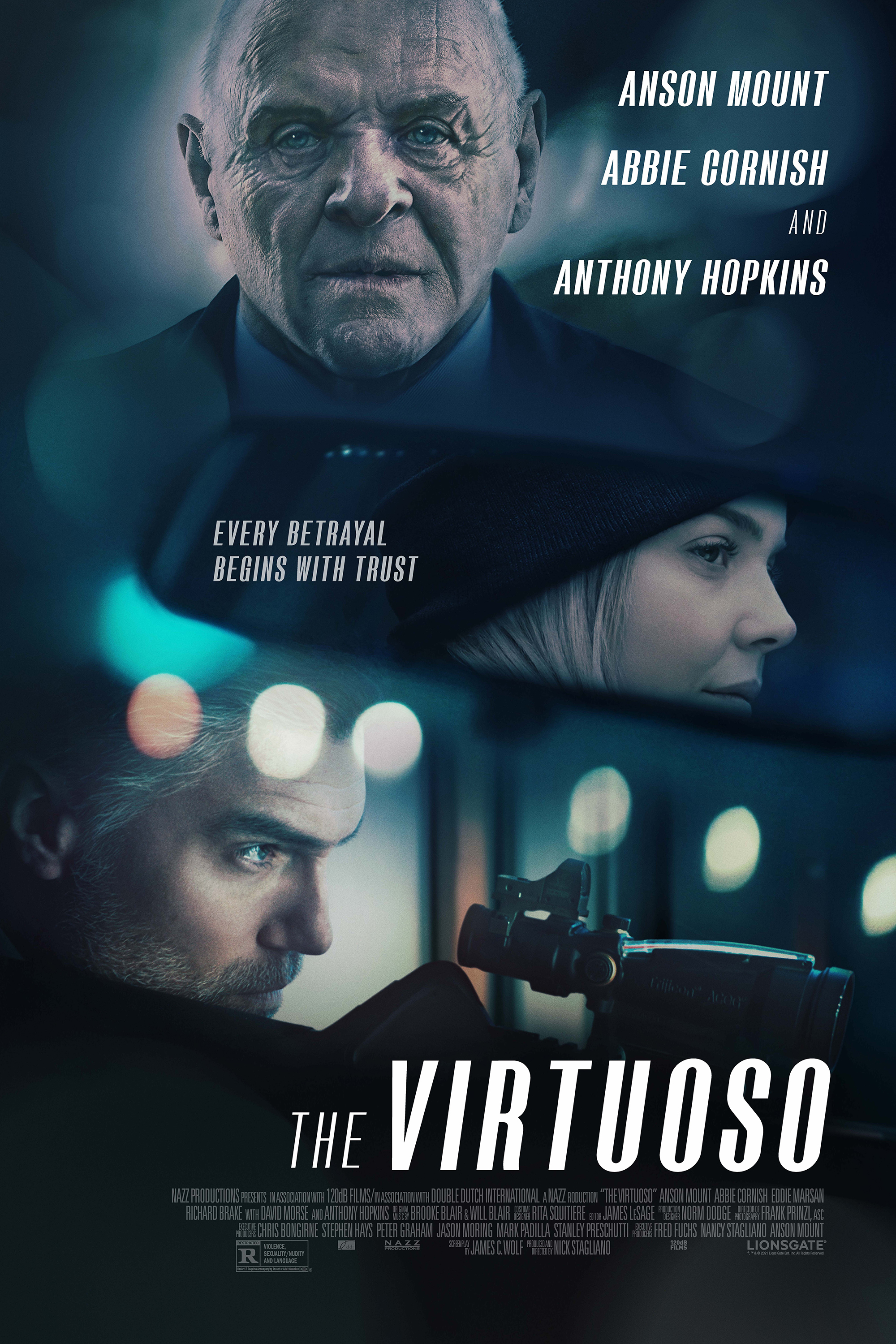 The Virtuoso Poster