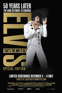 Poster for Elvis: That's The Way It Is: Special Edition