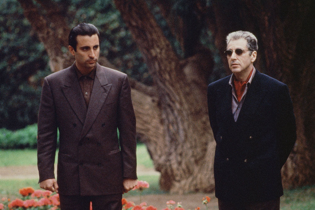 Photo 4 for Godfather, Coda: The Death of Michael Corleone, Th