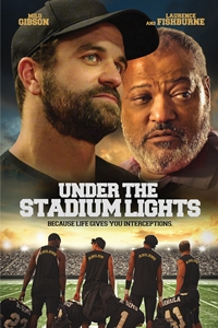 Poster for Under the Stadium Lights