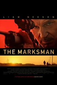 Poster of Marksman, The