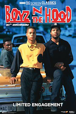 Poster of Boyz N the Hood 30th Anniversary presented by TCM