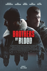 Poster of Brothers By Blood