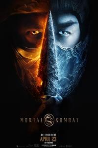 Mortal Kombat: The IMAX 2D Experience Poster