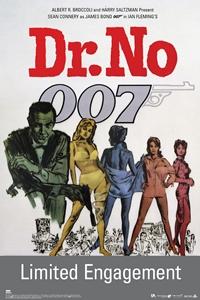 Poster of Dr. No (James Bond)