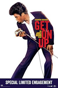 Get On Up (Fathom) poster
