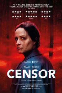 Poster for Censor